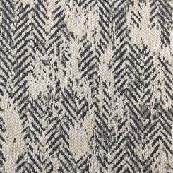 1 1/4 Yards Herringbone  Woven  Fabric