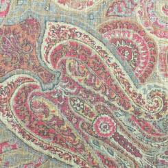 4 1/4 Yards Damask  Print  Fabric
