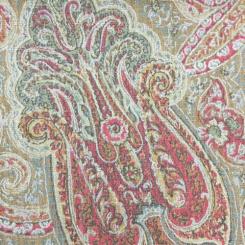 1 1/4 Yards Damask  Print  Fabric