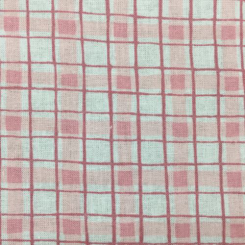 3 Yards Plaid/Check  Print  Fabric