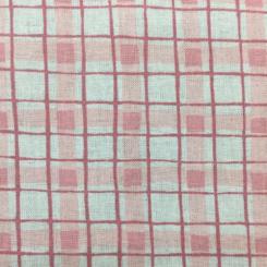 6 Yards Plaid/Check  Print  Fabric