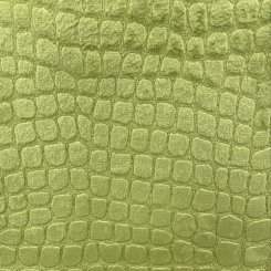 Fabricut Gator Design Velvet (A)