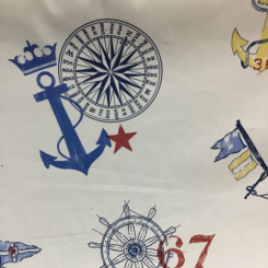 RL Nautical Print (LP)