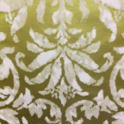 Beacon Hill Chartreuse Silk Blend Tapestry (LP)