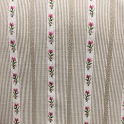 Laura Ashley Band Box Stripe Linen (A)