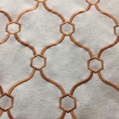 Fabricut Churchill Copper (A)