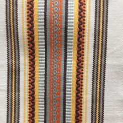 Fabricut Stripe Fabric (A)