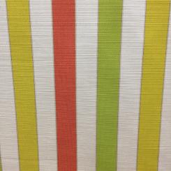 Sunbrella Striped Fabric (A)