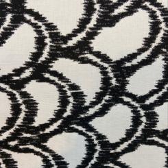 Sunbrella Abstract Black & White (H)