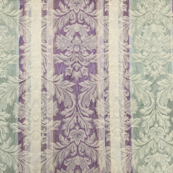 10 Yards Damask Floral  Woven  Fabric