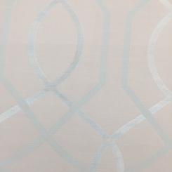 3 3/4 Yards Geometric  Woven  Fabric