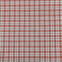 4 3/4 Yards Plaid/Check  Woven  Fabric