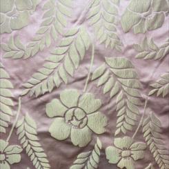 Floral Silk Damask (H)