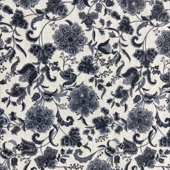 Chris Stone Linen Print (H)