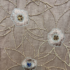 Embroidered Silk (H)