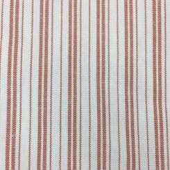 6 3/4 Yards Stripe  Woven  Fabric