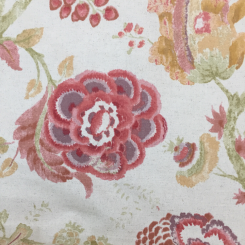 7 Yards Floral  Print  Fabric
