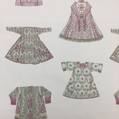 3 Yards Children Novelty  Woven  Fabric