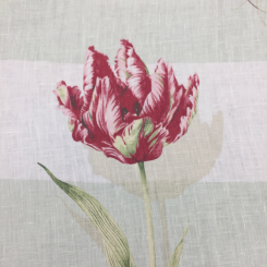 4 Yards Floral  Print  Fabric