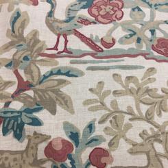 7 Yards Animal Novelty  Print  Fabric