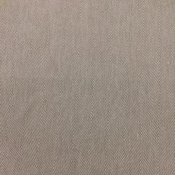 2 3/4 Yards Chevron Herringbone  Canvas/Twill Woven  Fabric