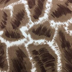 8 Yards Animal  Velvet  Fabric