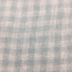 9 1/4 Yards Plaid/Check Traditional  Sheer  Fabric