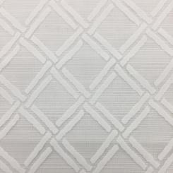 3 Yards Diamond Traditional  Sheer  Fabric