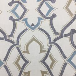1 1/2 Yards Traditional  Print  Fabric
