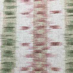 4 1/2 Yards Ikat  Print  Fabric