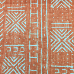 3 Yards Abstract  Print  Fabric