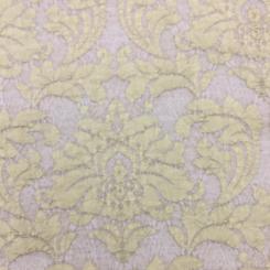 5 Yards Crinkled Damask  Woven  Fabric