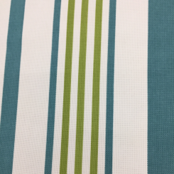 1 1/2 Yards Stripe Traditional  Print  Fabric