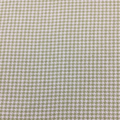 8 1/4 Yards Houndstooth  Woven  Fabric