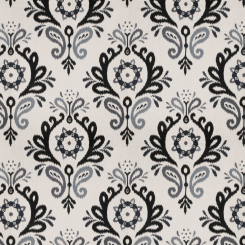 Vervain Pascal Damask Graphite (H)