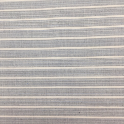 5 1/2 Yards Stripe Traditional  Canvas/Twill Ribbed  Fabric