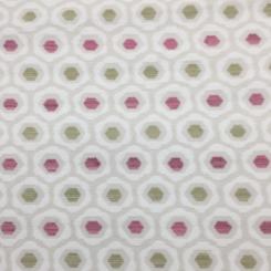 1 1/2 Yards Geometric Textured  Matelasse Woven  Fabric