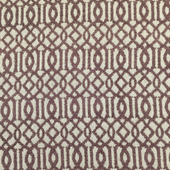 7 Yards Abstract Geometric  Chenille Embroidered  Fabric
