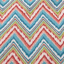 3 3/4 Yards Chevron Geometric  Print  Fabric