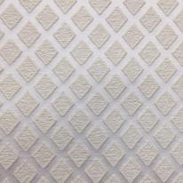 5 1/2 Yards Diamond  Satin  Fabric