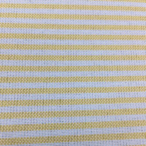 6 Yards Stripe  Canvas/Twill  Fabric