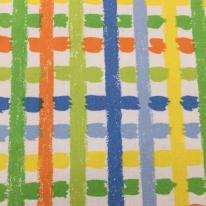 1 Yard Geometric Novelty  Print  Fabric