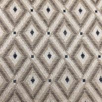 7 1/2 Yards Diamond  Woven  Fabric