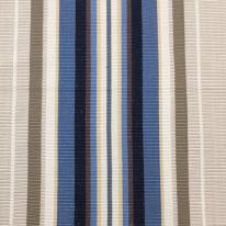 7 Yards Stripe  Ribbed  Fabric