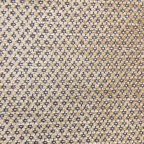 1 1/2 Yards Polka Dots  Chenille Woven  Fabric