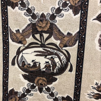 Printed Fabric (A)