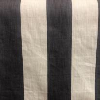 Fabricut Swing Stripe Black (A)