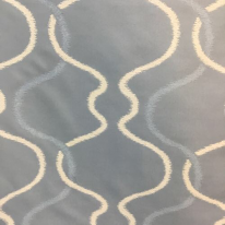 Zopel & Dracir Interlocking Geometric Fabric (LP)