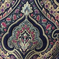 Damask Upholstery Fabric (A)