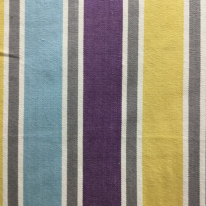 Clarence House Pippin Stripe Purple (LP)